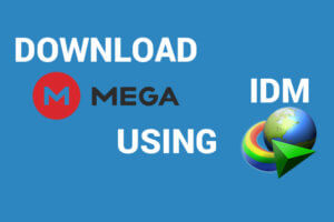 How To Download Mega Files using IDM Directly with Pause & Resume