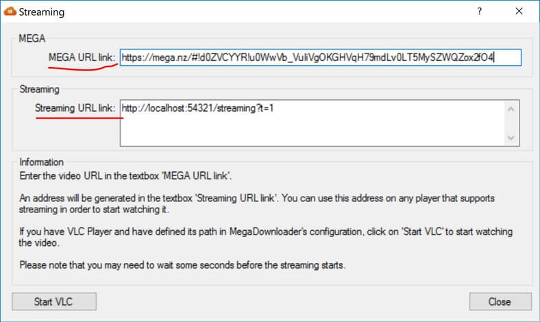 Mega Files IDM Download